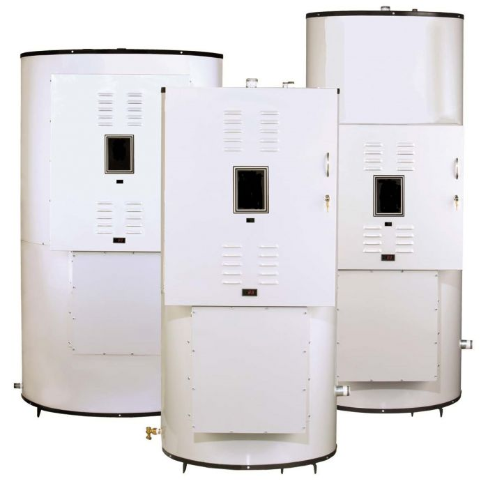 High kW/Large Tank ASME Electric Water Heaters